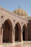Grand Mosque in Muscat Stock Images