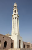 Grand Mosque in Muscat, Oman Stock Photography