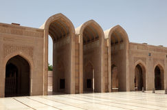 Grand Mosque in Muscat, Oman Stock Photos