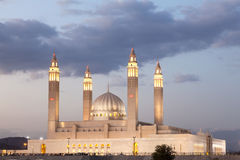 Grand Mosque in Nizwa, Oman Royalty Free Stock Photos