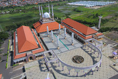 Grand Mosque Semarang Royalty Free Stock Images