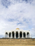 Grand Mosque in Songkhla province. Stock Image