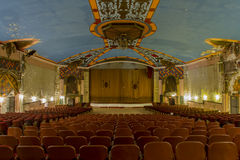 Grand old movie theater