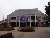 Grand Ole Opry House Stock Photo