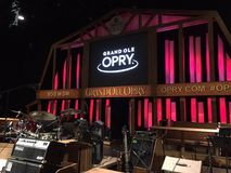 Grand Ole Opry Stock Image