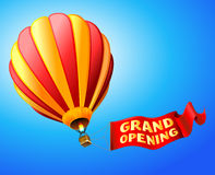Grand opening Royalty Free Stock Images