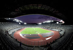 Grand opening of Cluj Arena Stock Photos