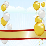 Grand Opening Ribbon Royalty Free Stock Photography