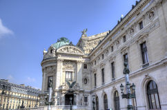 Grand Opera. Paris, France Stock Photos