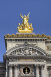 Grand Opera. Paris, France Stock Photography