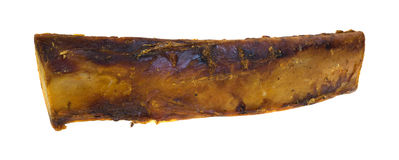 Grand os de crabot de nervure Image stock