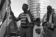 Grand-père et petit-fils Photo libre de droits