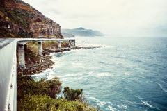 Grand pacific drive Stock Images