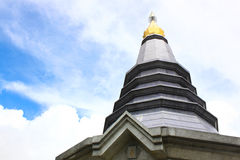 Grand Pagoda in Thailand Stock Photos