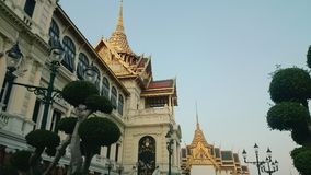 the grand palace. Royalty Free Stock Image