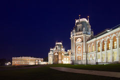 The Grand Palace. (1786-1796) in Tsaritsyno Park, Moscow. Russia royalty free stock photo