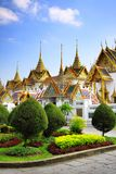 Grand Palace. Complex of The Grand Palace in Bangkok, Thailand royalty free stock photo