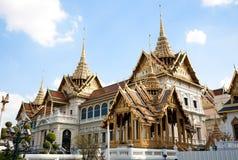 The Grand Palace. Bangkok, Thailand stock photography