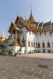 Grand palace. Bangkok Thailand in day time stock photography