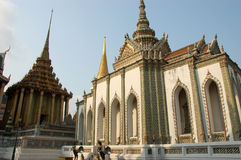 Grand Palace. In Bangkok, Thailand Stock Photo