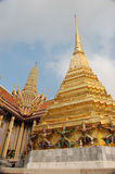Grand Palace. In Bangkok, Thailand Stock Images