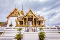 Grand Palace, Aphorn Phimok Prasat Bangkok, in Wat Pra Kaeo ,Thailand Stock Photos