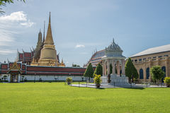 Grand Palace Architecture Stock Image