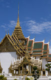 Grand palace bangkok Royalty Free Stock Image