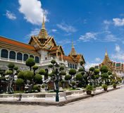 Grand palace bangkok Stock Photo