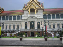 The Grand Palace Bangkok. Thailand South East Asia Stock Images
