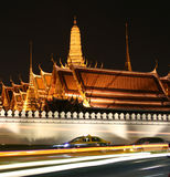 Grand Palace in Bangkok Stock Photos