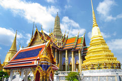 Grand palace - Bangkok Stock Photos