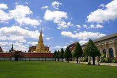 The Grand Palace in Bangkok Stock Photos
