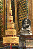 The Grand Palace,Bangkok Royalty Free Stock Photos