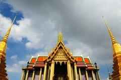 THE GRAND PALACE IN BANGKOK Stock Image