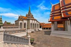 Grand Palace in Bangkok Stock Photography