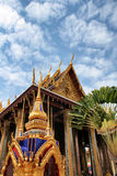 Grand Palace in Bangkok Stock Photo