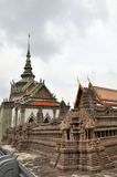 Grand palace bangkok Royalty Free Stock Images