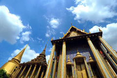 Grand Palace in Bangkok Stock Photography