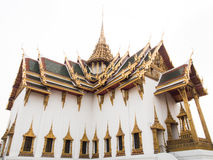Grand Palace Bangkok. Beautiful Grand Palace Bangkok Thailand royalty free stock images