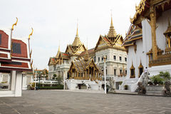 In Grand Palace, Bangkok Royalty Free Stock Image
