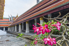 The Grand Palace in Bangkok Stock Photography
