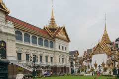 Grand Palace, Bangkok royalty free stock image