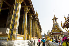 The Grand Palace - Bangkok Royalty Free Stock Images