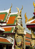 The Grand Palace - Bangkok Stock Image