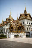 Grand Palace in Bangkok Royalty Free Stock Images