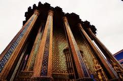Grand Palace Bangkok. One of the buidings on the Grand palace complex at the heart of Bangkok royalty free stock photo