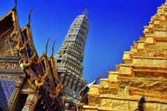 Grand Palace in Bangkok,Thailand Stock Photography