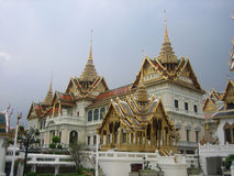 The Grand Palace Bangkok Thailand. South East Asia Royalty Free Stock Images
