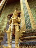 Grand palace, Bangkok, Thailand. Royalty Free Stock Photography